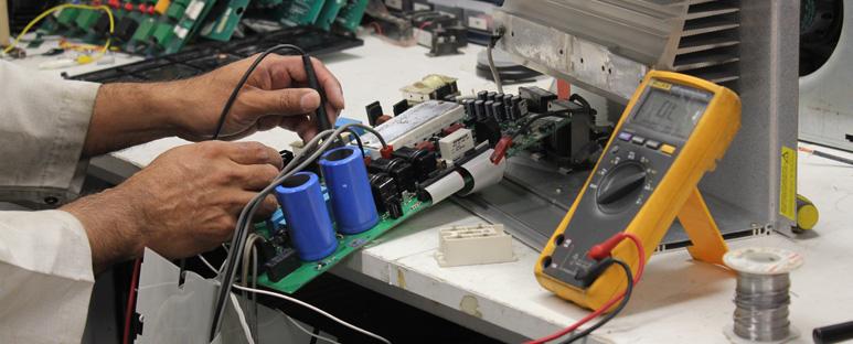 ремонт частотных преобразователей